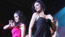 Bollywood Actress Sheena Shahabadi Navratri Celebration
