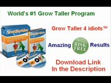 Grow Taller Secrets | What Do You Need To Know About Growing Taller