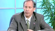 Future Attorney General Senator Ken Paxton Talks About What It Would Mean When He Wins the Election