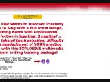 beginners guide to singing - singorama singing lessons