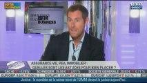 """Les """"astuces"""" en matière de placements : Stephane Van Huffel dans Intégrale Placements - 07/10"""