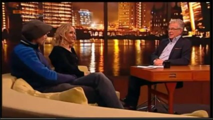 Lars Mikkelsen and wife   Interview April 2012