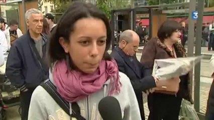Fiona : une marche blanche réunie 2 000 personnes à Clermont-Ferrand