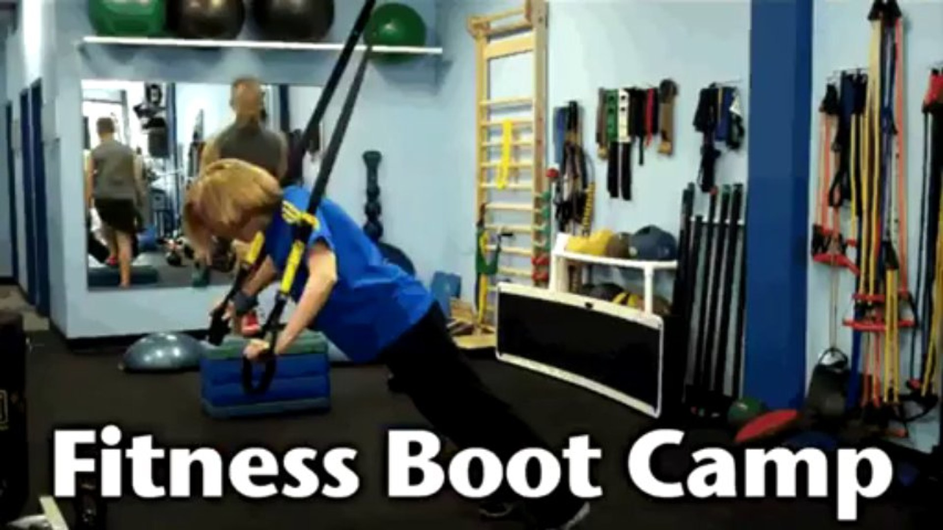 Boot Camp and Weight Loss (tt boot camp games)