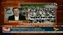 Cristina Fernández se recupera en la residencia presidencial de Olivos
