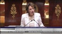 """Marisol Touraine défend une réforme """"juste"""" et """"responsable"""""""