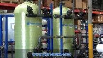 Pure Aqua  Industrial Brackish Reverse Osmosis Equipment Belize 60,000 GPD