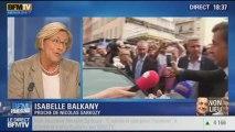 BFM Story: Isabelle Balkany confirme que Sarkozy peut préparer son retour politique – 07/10