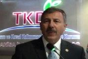 Manisa Milletvekili Selçuk Özdağ'ın Manisa TKDK IPARD Proje imza töreni konuşması