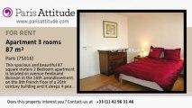 2 Bedroom Apartment for rent - Boulogne Billancourt, Paris - Ref. 2655