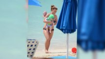 Coleen Rooney Shows Off Her Sensational Bikini Body