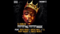 "DJ KHALED ft RICK ROSS & MEEK MILL & T.I & DIDDY & SWIZZ BEATZ "" I Feel Like Pac, I Feel Like Biggie "" (Official New Song 2013)."