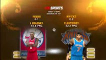 Xbox 360 - NBA 2K13 -  The Association - Game 2 Cleveland Cavaliers vs Chicago Bulls