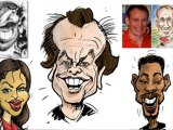 Learn To Draw Caricatures review-How to draw Caricatures