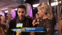 Ximena Duque y Fabian Rios  Premios Tu Mundo 2012  Un Nuevo Dia