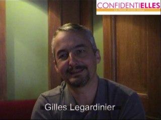 L'interview de Gilles Legardinier, Prix des lectrices 2013