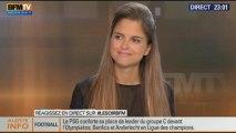 Le Soir BFM : victoire du PSG en deuxième journée de la ligue des champions - 02/10 2/4