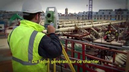 Les Halles Côté Chantier, épisode 6