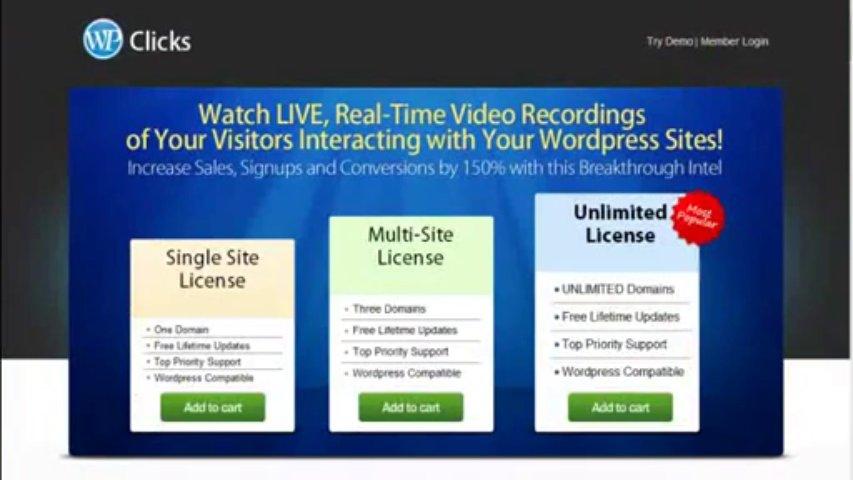 WP Clicks – Analytics and Usability | WordPress Popup Plugin for Viral Marketing – WP Viral Popup.