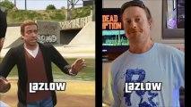 GTA V - Voix et images des personnages de Grand Theft Auto 5