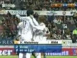 [0-2]  Van Nistelrooy Real Madrid