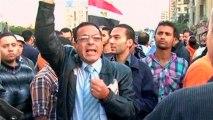 No compromise for Egypt's President Morsi