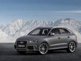 Promenade dans les Alpes en Audi RS Q3