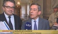 """Rapport parlementaire suite à l'affaire Cahuzac : Claeys et Courson saluent """"un modèle de démocratie"""""""