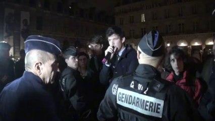 Dialogue Police Veilleurs