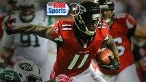 Julio Jones' Likely Season-Ending Injury Dooms Atlanta Falcons, Tony Gonzalez