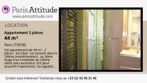 Appartement 1 Chambre à louer - Sacré Cœur, Paris - Ref. 6366