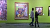 Art couple Frida Kahlo, Diego Rivera in Paris exhibit
