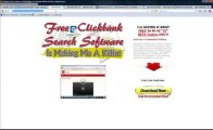 CB Surge, Clickbank Search Software by Brad Callen, Firefox Plugin For Clickbank