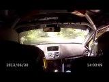 caméra embarquée terre de langres Richard Paget / Romain Collette 207 RC R3T evo