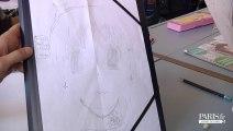 Rythmes éducatifs : atelier Manga à l'école Dussoubs