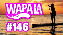 WAPALA Mag #146 | Test Move 'n See | SUP en Amazonie | Quik Pro France | America's Cup