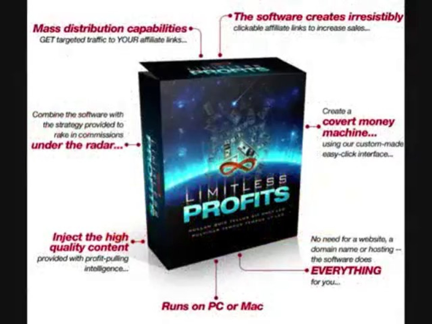 Limitless Profits Software Limitless Profits System By Chris Freville