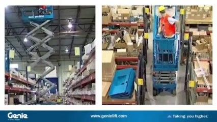 Genie vous présente sa gamme de matériels (le GS-1930) - partie 2