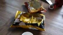 La meilleure façon d'ouvrir le paquet de chips à l'apéro!!