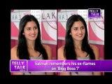 Bigg Boss Salman Khan remembers his EX-FLAMES - Katrina Kaif, Aishwarya Rai Bachchan