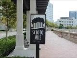 Scioto Mile - downtown Columbus Ohio riverfront