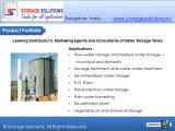 Water Storage Tanks - Large Volume Water Storage Tanks Distributors in Bangalore
