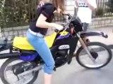 Allez laisse moi ta moto deux minutes... ERREUR LOL!!