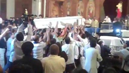 Le massacre de Maspero, 9 octobre 2011