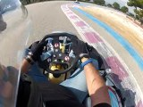Challenge RTM A-T-D-C Karting Course 60 Tours 1er relais Kart N°11
