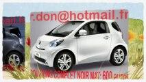 Toyota covering blanc mat, gris mat, bleu mat, rouge mat,orange mat, noir mat, jaune mat, vert mat, peinture