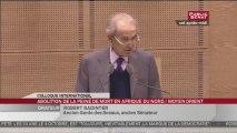 En Séance - Discours de Robert Badinter à l'occasion du colloque sur la peine de mort