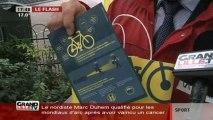 Prévention routière contre les accidents à vélo