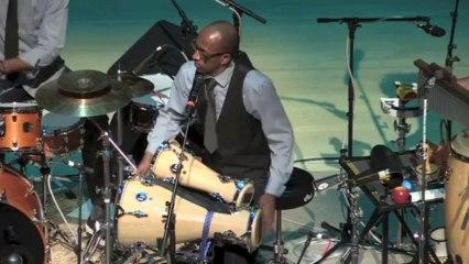 "Chucho Valdés - ""Afro-Comanche"" live @ Soka Arts Center, CA (nov 2012)"