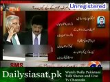 PMLN voter sends Hamid Mir a Poem on PMLN performance
